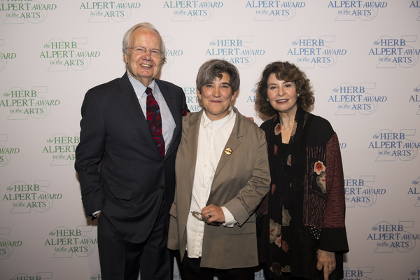 Bill Moyers, Kristy Edmunds, Rona Sebastian  Photo