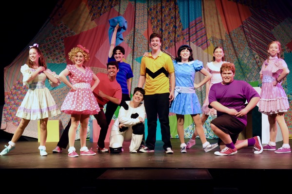 Photo Flash: The Morgan-Wixson Theatre's Y.E.S. Presents YOU'RE A GOOD MAN, CHARLIE BROWN