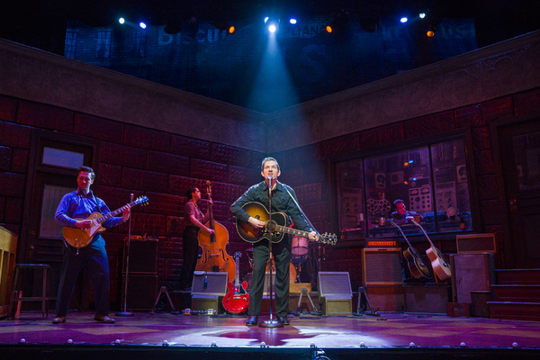 Photo Flash: First Look at MILLION DOLLAR QUARTET at the Argyle Theatre