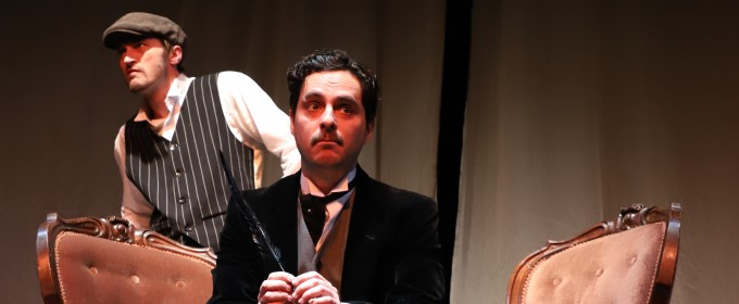 BWW Review: THE WOMAN IN BLACK at Theater Der Altstadt