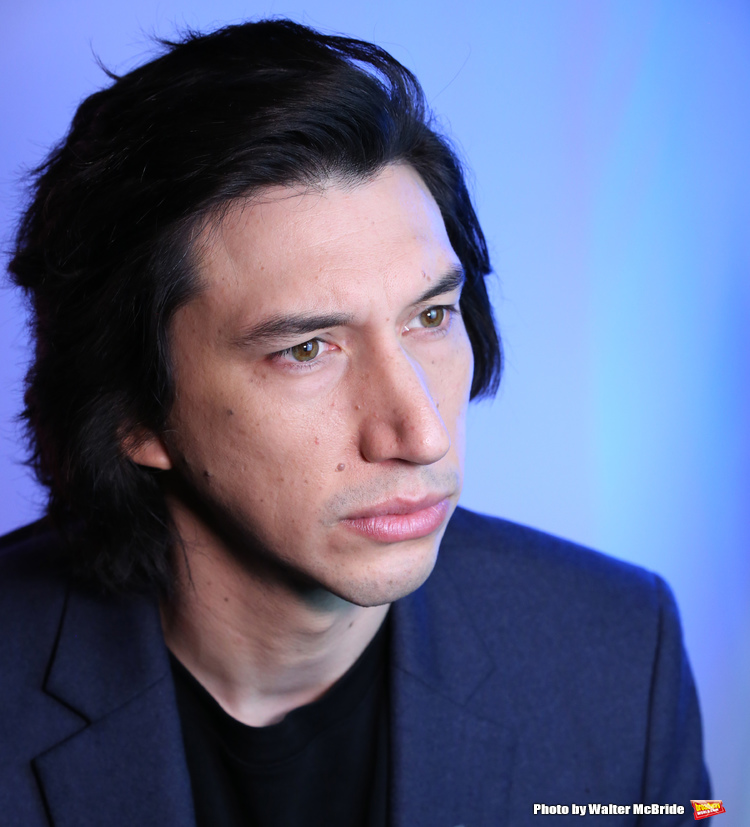WATCH NOW! Zooming in on the Tony Nominees: Adam Driver