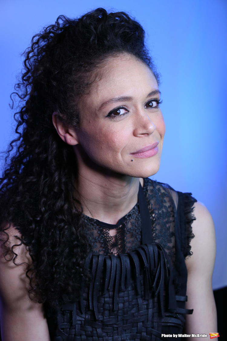 WATCH NOW! Zooming in on the Tony Nominees: Amber Gray