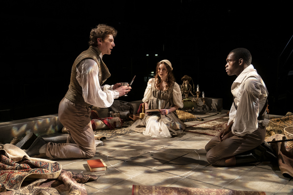 Photo Flash: First Look at Lookingglass's Haunting MARY SHELLEY'S FRANKENSTEIN