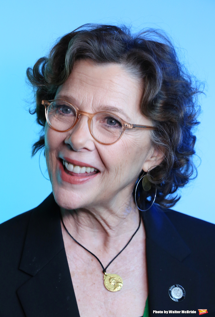 WATCH NOW! Zooming in on the Tony Nominees: Annette Bening