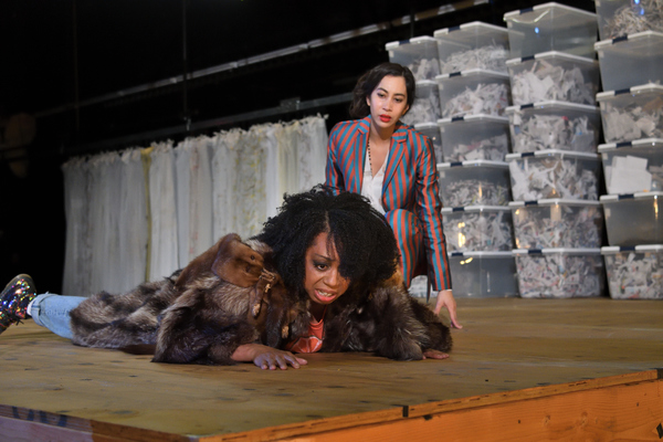 Photo Flash: First Look at Trinity Rep's MARISOL