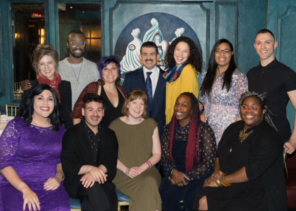 Photo Flash: 2019 Drama League Directing Fellows Come To New York City