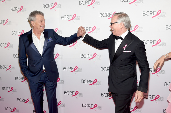 David Foster and Tommy Hilfiger Photo