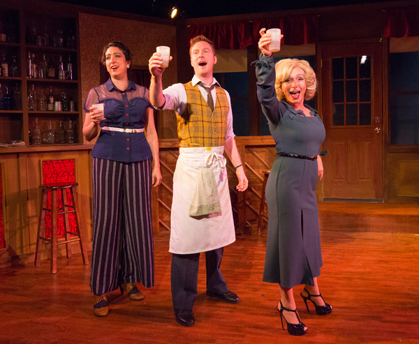 Photo Flash: First Look at Act II Playhouse's CAFE PUTTANESCA