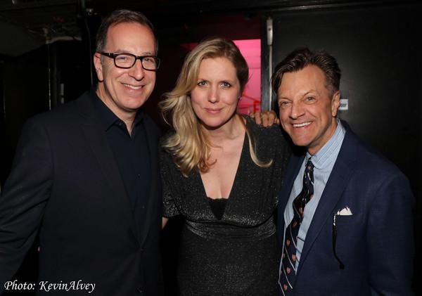 Photo Flash: Broadway Stars Celebrate the Rodgers Family at Birdland