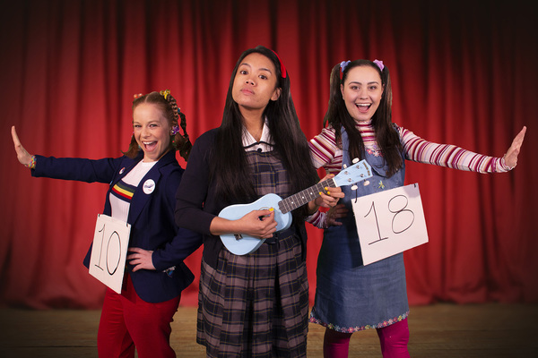 Photo Flash: THE 25TH ANNUAL PUTNAM COUNTY SPELLING BEE at Kelsey Theatre