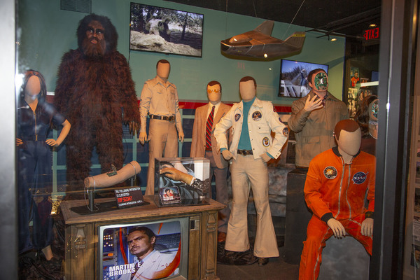 Photo Flash: TV & Film Fans and Famous Gather For Three New Exhibits At Hollywood Museum