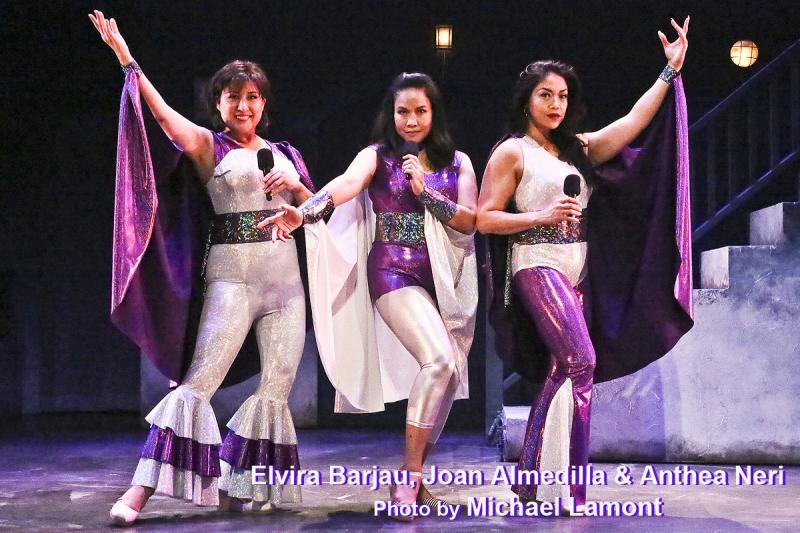 BWW Review: East West Players' Winning MAMMA MIA! Takes It All!