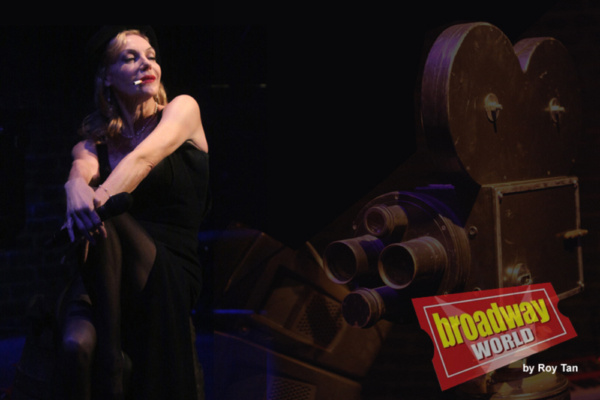 Photo Flash: First Look at Ute Lemper's RENDEZVOUS WITH MARLENE