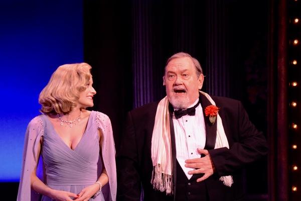 Dana Costello and David Schramm Photo