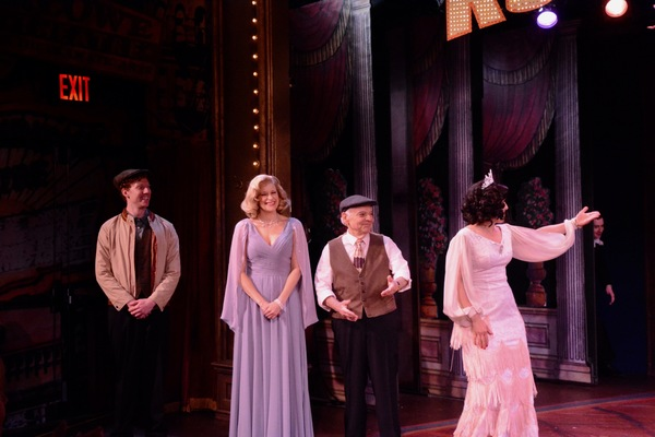 Photo Coverage: ENTER LAUGHING: THE MUSICAL Takes Opening Night Bows