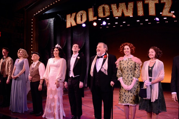 Photos: ENTER LAUGHING: THE MUSICAL Takes Opening Night Bows
