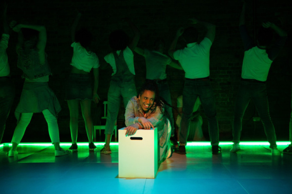 Photo Flash: ELEGIES FOR ANGELS, PUNKS AND RAGING QUEENS Comes to the Union Theatre
