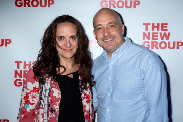 Photo Coverage: Susan Sarandon & Company Celebrate Opening Night of HAPPY TALK