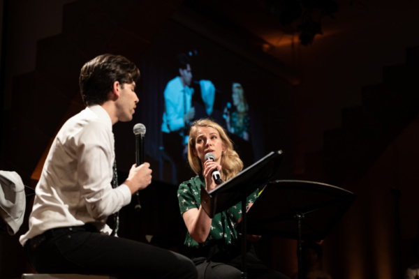 Photo Flash: Inside LETTERS TO THE PRESIDENT, A New Multi-Composer Song Cycle