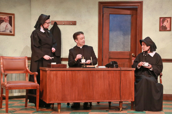 Photo Flash: DOUBT, A PARABLE Opens Tonight At Actors' Playhouse