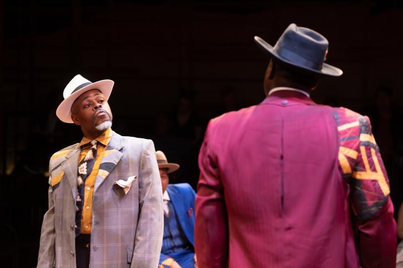 BWW Interview: Theatre Life with KenYatta Rogers