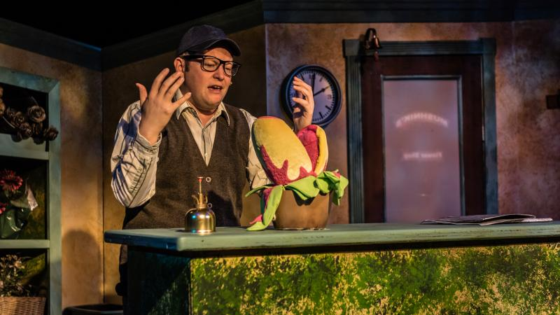 BWW Review: A Monster, Motown, and More in the LITTLE SHOP OF HORRORS at Red Mountain Theatre Company