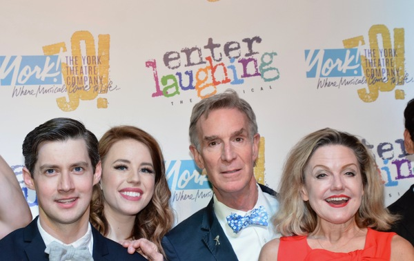 Chris Dwan, Allie Trimm, Bill Nye and Alison Frasser Photo