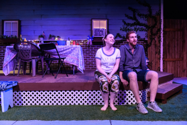 Photo Flash: AstonRep Theatre Presents THE CROWD YOU'RE IN WITH