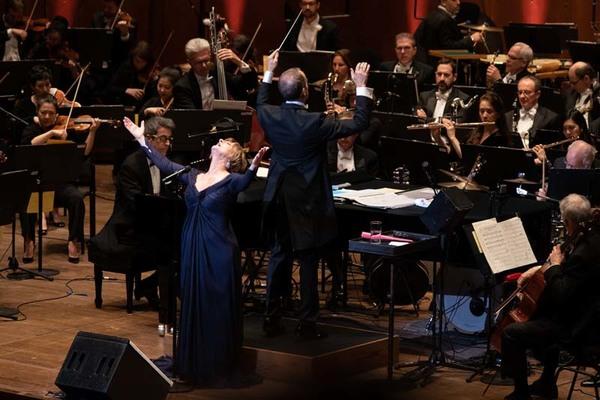 Patti LuPone and the New York Philharmonic