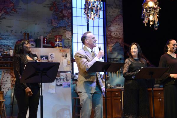 Sheila Wheat, Tom Key, Mira Hirsch, and Terry Burrell