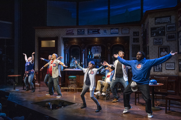 Photo Flash: First Look At The World Premiere of MIRACLE