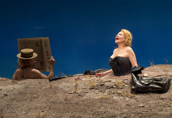 Photo Flash: Dianne Wiest Stars In HAPPY DAYS At the Mark Taper Forum