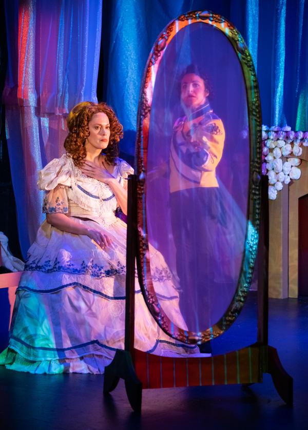 Juliana Francis Kelly and Lisa Clair Photo