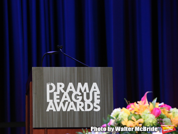Photos: Broadway's Best Attend the 85th Annual Drama League Awards