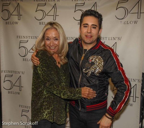 Photo Coverage: John Lloyd Young Plays Feinstein's/54 Below