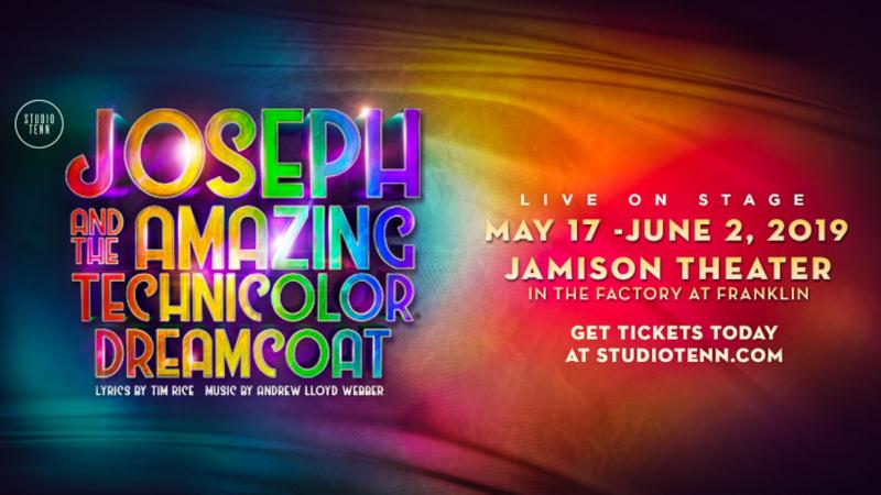 BWW Review: Studio Tenn's Deliciously Campy, Fun and Sexy JOSEPH AND THE AMAZING TECHNICOLOR DREAMCOAT