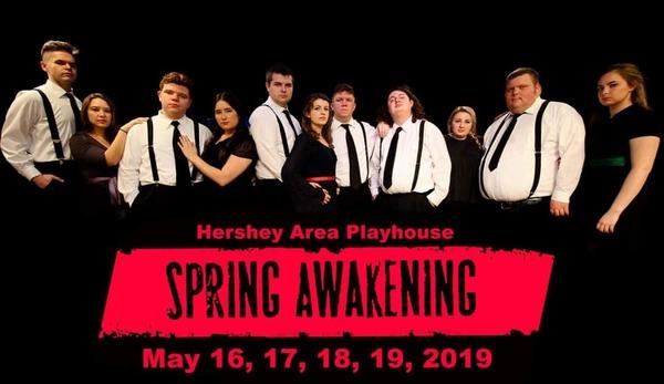 BWW Review: SPRING AWAKENING at Hershey Area Playhouse