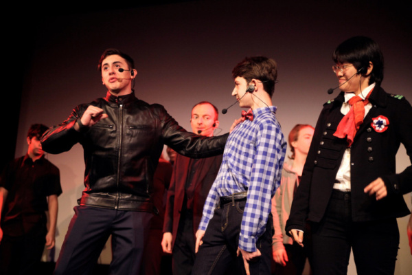 Photo Flash: WELCOME TO MY WORLD Opens Tonight At The Sheen Center