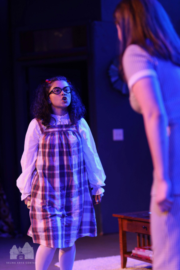 Photo Flash: Selma Arts Center Presents Chilling New Production Of WAIT UNTIL DARK