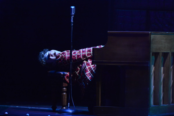 Photo Coverage: MILLION DOLLAR QUARTET Opens at The Argyle