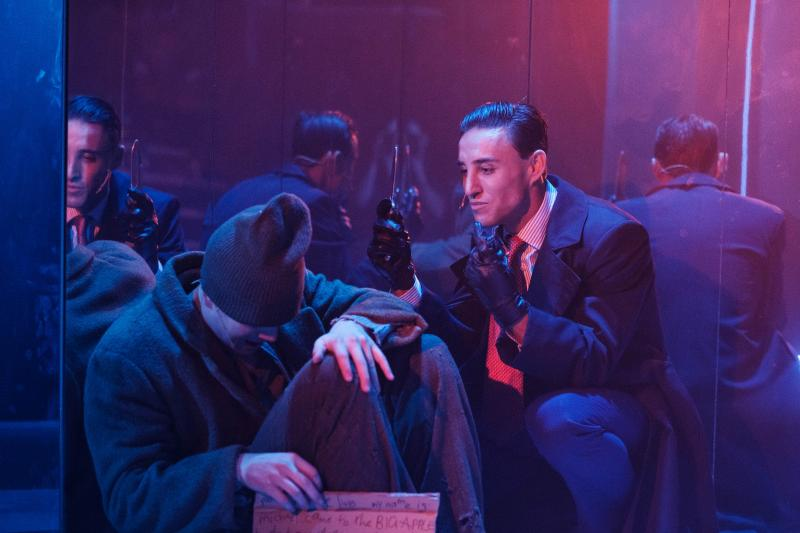BWW REVIEW: The Superficiality Of The 80's Sees A Sinister Side Surface In The Thrilling Musical Adaptation of AMERICAN PSYCHO
