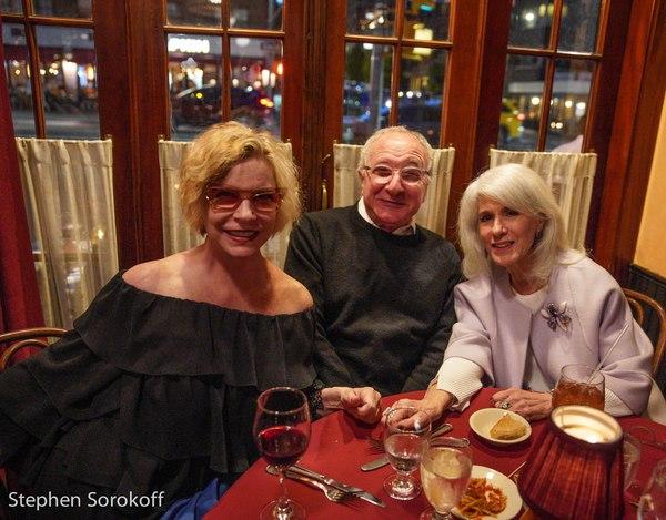 Tricia Miller, Mark Waldman, Jamie deRoy