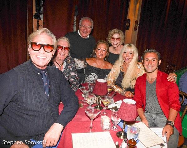 Chuck Steffan, Ron Abel, Mark Waldman, Carole Koeppel, Tricia Miller, Sunny Sessa, Ni Photo