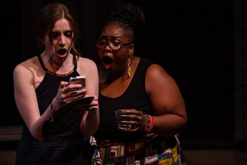 BWW Review:  THE CALL at Seattle Public Theater Should Pick a Story and Stick with It