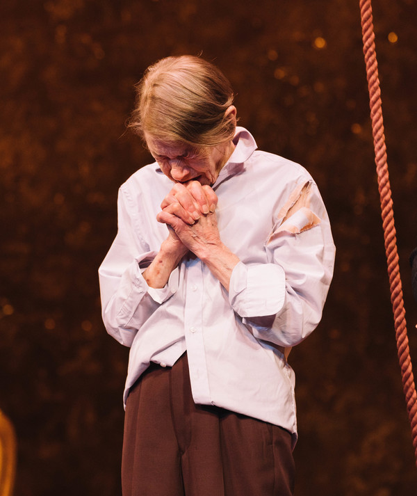 Photos and Video: Glenda Jackson Honored With Lifetime Achievement Lilly Award