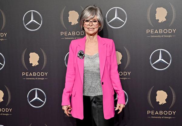 Photo Flash: Rita Moreno Honored With Peabody Career Achievement Award