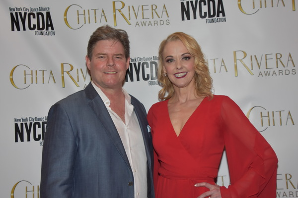 Richard Bird and Angie Schworer