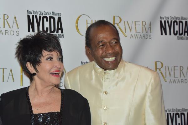 Chita Rivera and Ben Vereen