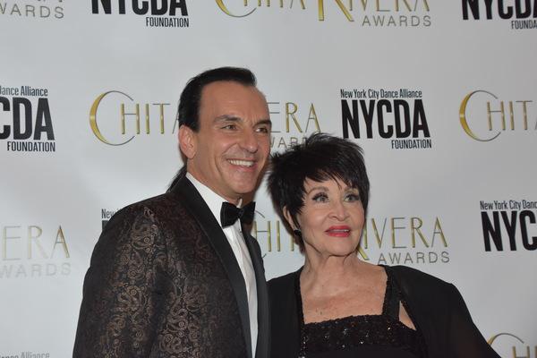 Jon Lanteri and Chita Rivera