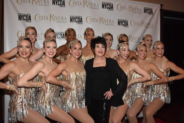 Chita Rivera and The Radio City Rockettes